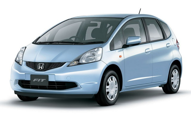 The Honda Fit