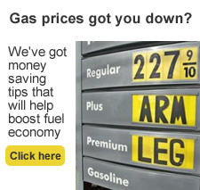 high gasoline prices
