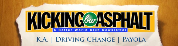 Better World Club Newsletters