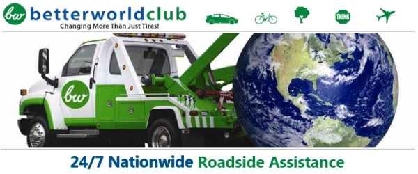 24/7 Automobile Roadside Assistance