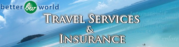 Better World Club Personal Travel Service and Insurance
