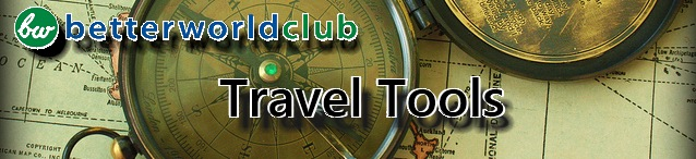Better World Club Travel Tools