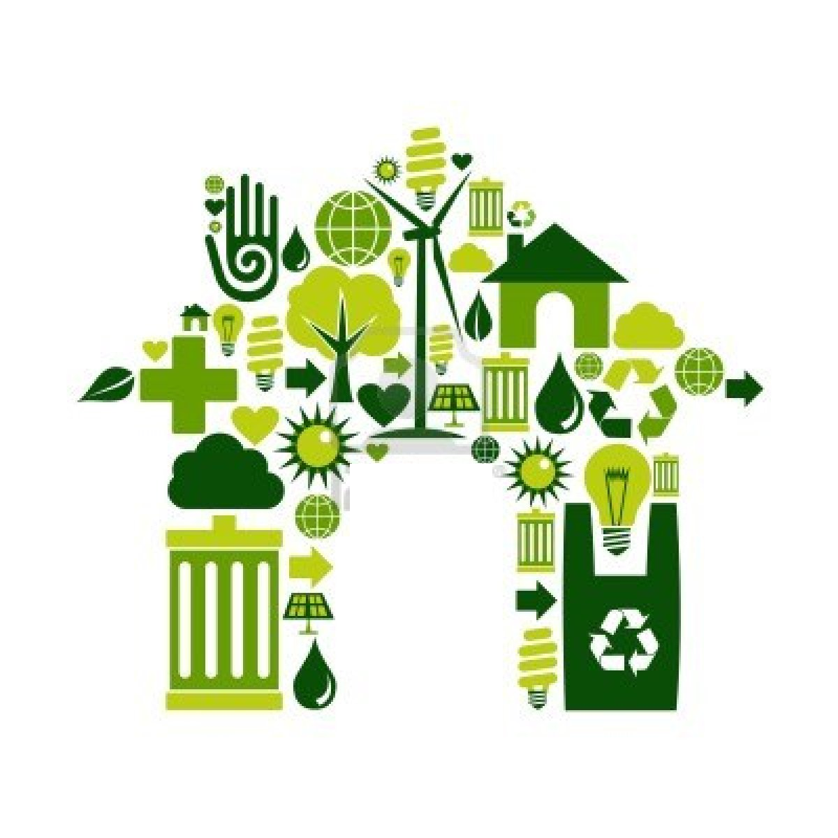 Sustainability starts at home for Green design