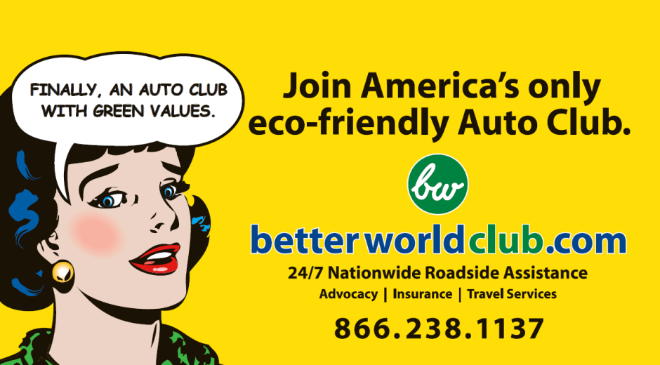 Better World Club Roadside Assistance Insurance And Travel