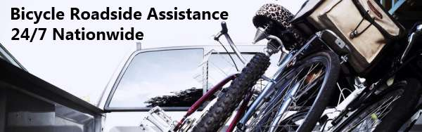 Better World Club Bicycle Roadside Assistance Banner